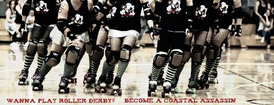 Come and Join us. Roller Derby Sunshine Coast - Roller Derby Fresh Meat
